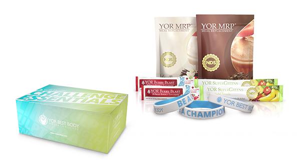 2013 YOR Mini Box Contents