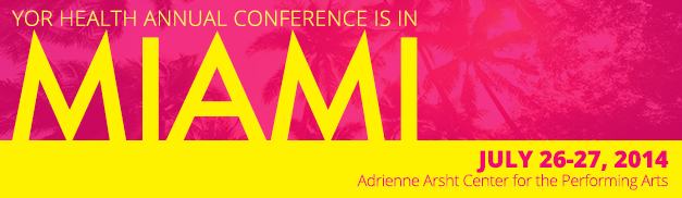 Annual Conference 2014 Banner
