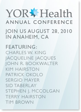 2010 Conference Speakers