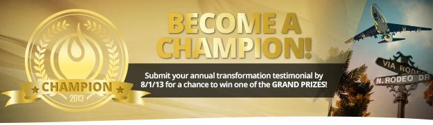 YOR Best Body Championship Banner