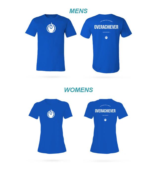 8-Week Challenge Shirts