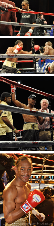 Danny Jacobs Hard Rock Fight
