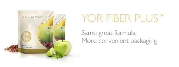 Fiber Plus Convenience Bag Banner