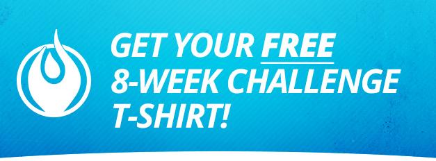 FREE Challenge Shirts