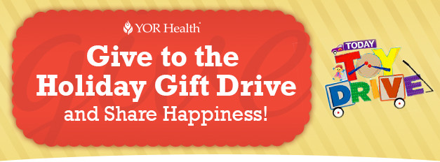 2013 Holiday Gift Drive