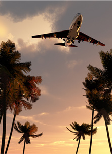 Ixtapa Airplane