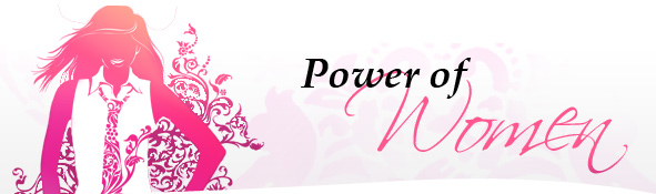 Power Of Women Banner