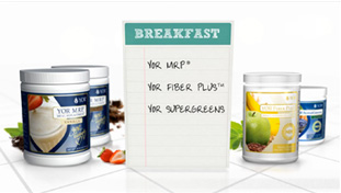 Perfect Nutrition Banner