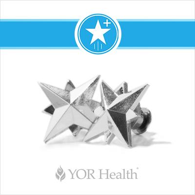 Rising Star Pins