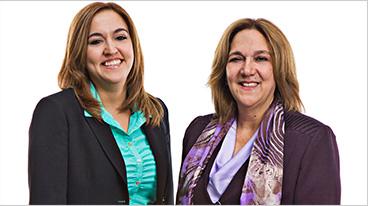 Cris Esteve & Cristina Treviño