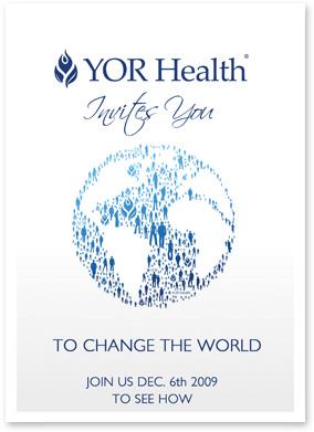 YOR Health Changing the World
