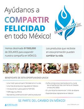 Promo Mexico Flyer