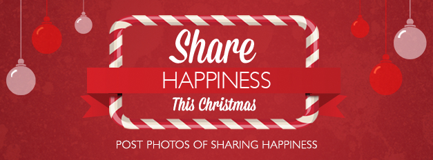 12 Days of Sharing Happiness