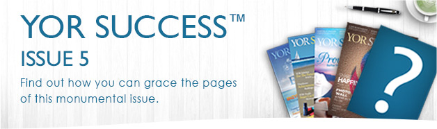 YOR Success 5 Banner
