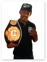 Daniel Jacobs NABO Middleweight Champion