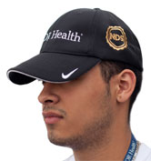 Nike Golf Dri-Fit Mesh Cap Back Black